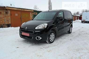 Peugeot Partner груз. AUTOMAT 2014