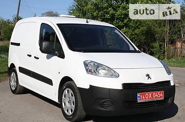 Peugeot Partner груз.  2014