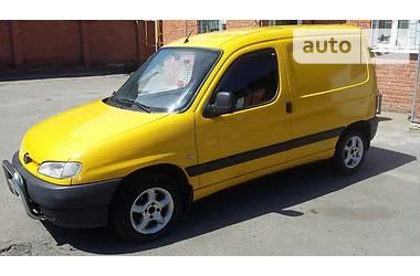 Peugeot Partner груз.  1998