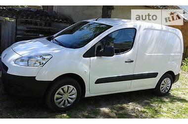 Peugeot Partner груз.  2015