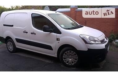 Peugeot Partner груз. NAXI-LONG 2013 2014