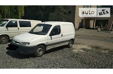 Peugeot Partner груз.  1996