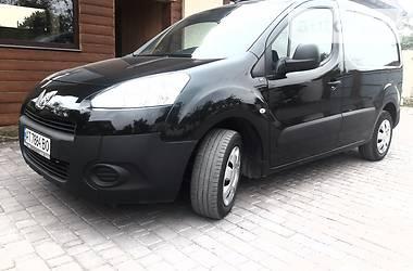 Peugeot Partner груз.  2013
