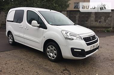 Peugeot Partner груз. NEW 2016