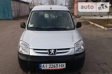 Peugeot Partner груз.  2008