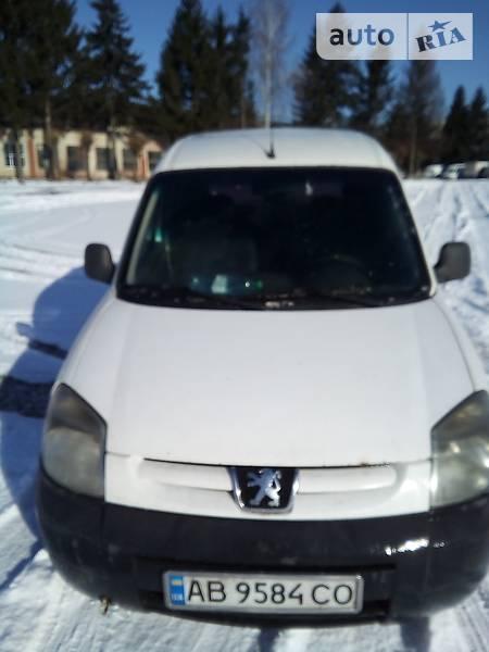 Peugeot Partner 2008 року