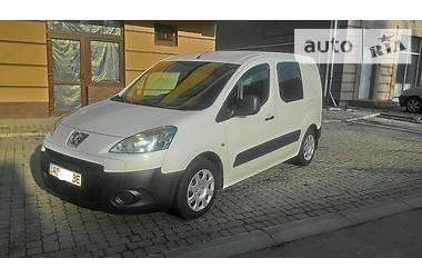 Peugeot Partner пасс.  2010