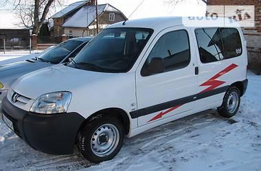 Peugeot Partner пасс.  2006