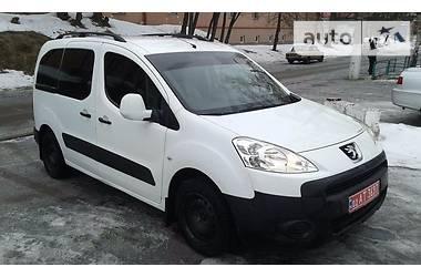 Peugeot Partner пасс. 1.6 D 2010