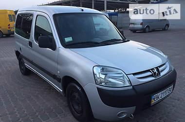 Peugeot Partner пасс. Limited edition 2005