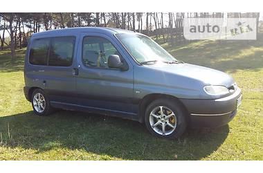 Peugeot Partner пасс.  1998