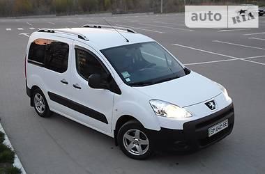 Peugeot Partner пасс.  2012