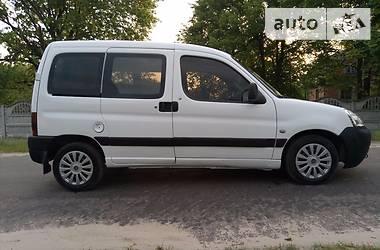 Peugeot Partner пасс. DIESEL 2003