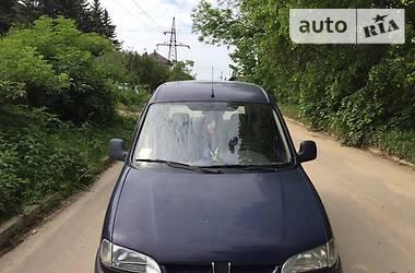 Peugeot Partner пасс.  2001