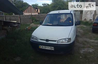 Peugeot Partner пасс.  1997