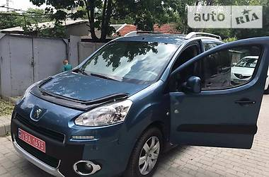 Peugeot Partner пасс.  2013