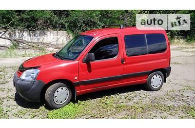 Peugeot Partner пасс. 1.9D.  2004