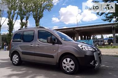 Peugeot Partner пасс. Outdoor Original 2012
