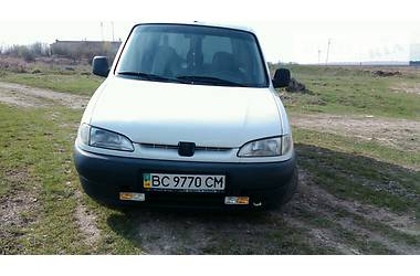 Peugeot Partner пасс. HDI 2002