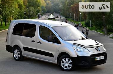 Peugeot Partner пасс. Long   2008