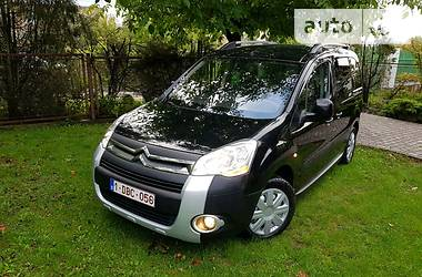 Peugeot Partner пасс. XTR 2011