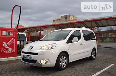 Peugeot Partner пасс. Original 2012