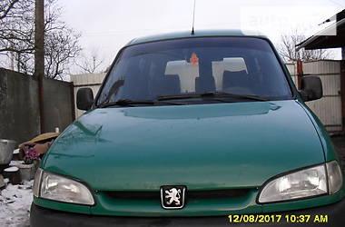 Peugeot Partner пасс.  1999