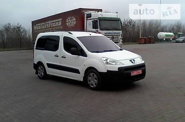 Peugeot Partner пасс.  2009