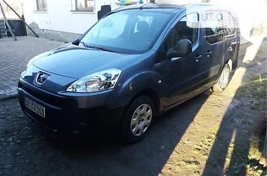 Peugeot Partner пасс. FAP 2011