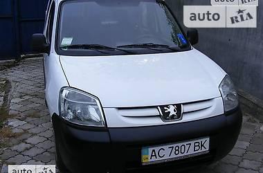 Peugeot Partner пасс. MODEL2007 2006