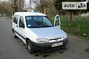 Peugeot Partner пасс.  2000