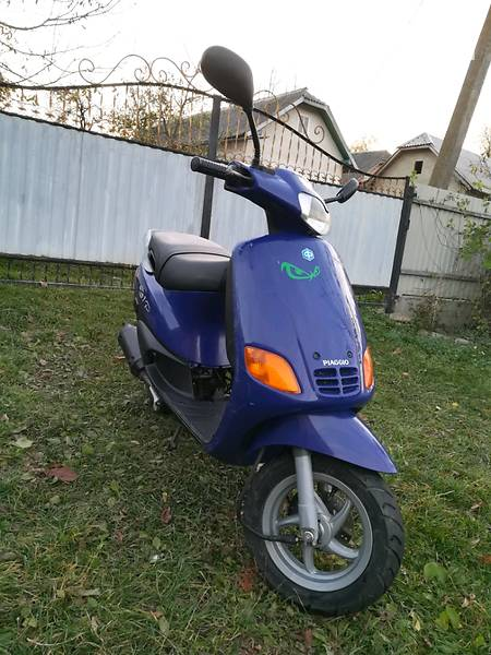 Piaggio Zip 2013 года