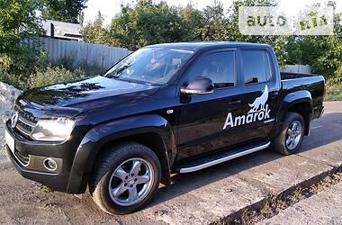 Характеристики Volkswagen Amarok Пикап