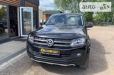Характеристики Volkswagen Amarok Пікап