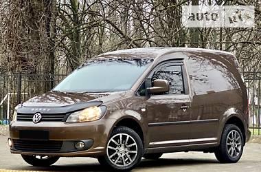 Характеристики Volkswagen Caddy груз. Пікап