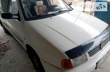 Характеристики Volkswagen Caddy груз. Пикап