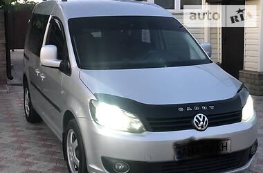Характеристики Volkswagen Caddy пасс. Пикап