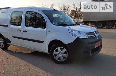 Характеристики Renault Kangoo груз. Пикап