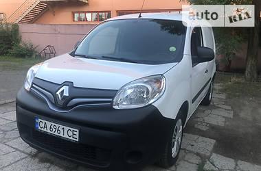 Характеристики Renault Kangoo груз. Пікап