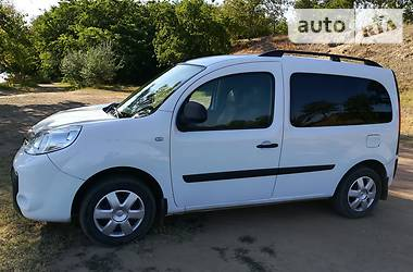 Характеристики Renault Kangoo пасс. Пикап
