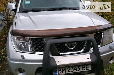 Характеристики Nissan Navara Пикап