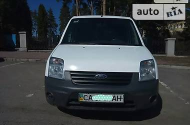 Характеристики Ford Transit Connect пасс. Пикап