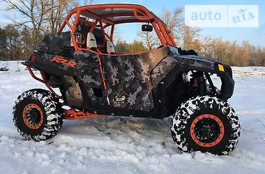 Polaris RZR XP 900 SP 2014