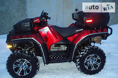 Polaris Sportsman  2013