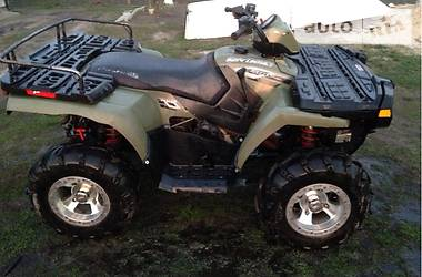 Polaris Sportsman 700 twin 2008