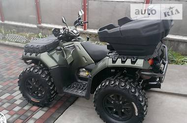 Polaris Sportsman 550 2011
