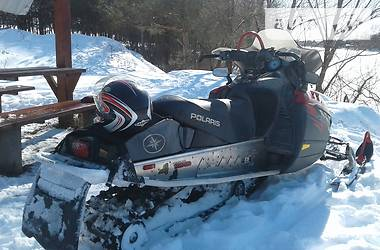 Polaris Switchback turbo 2012