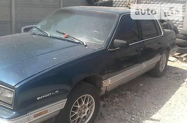Pontiac 6000 LE 1988
