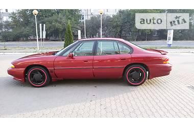 Pontiac Bonneville supercharged SSEI 1993