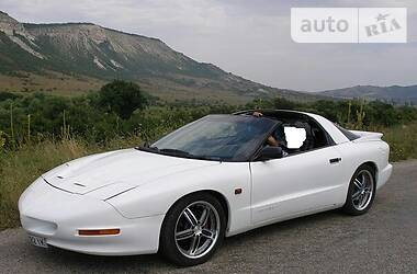 Pontiac Firebird 3.4i 1995
